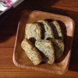 トースターで♪バター不使用*紅茶のアイスボックスクッキー