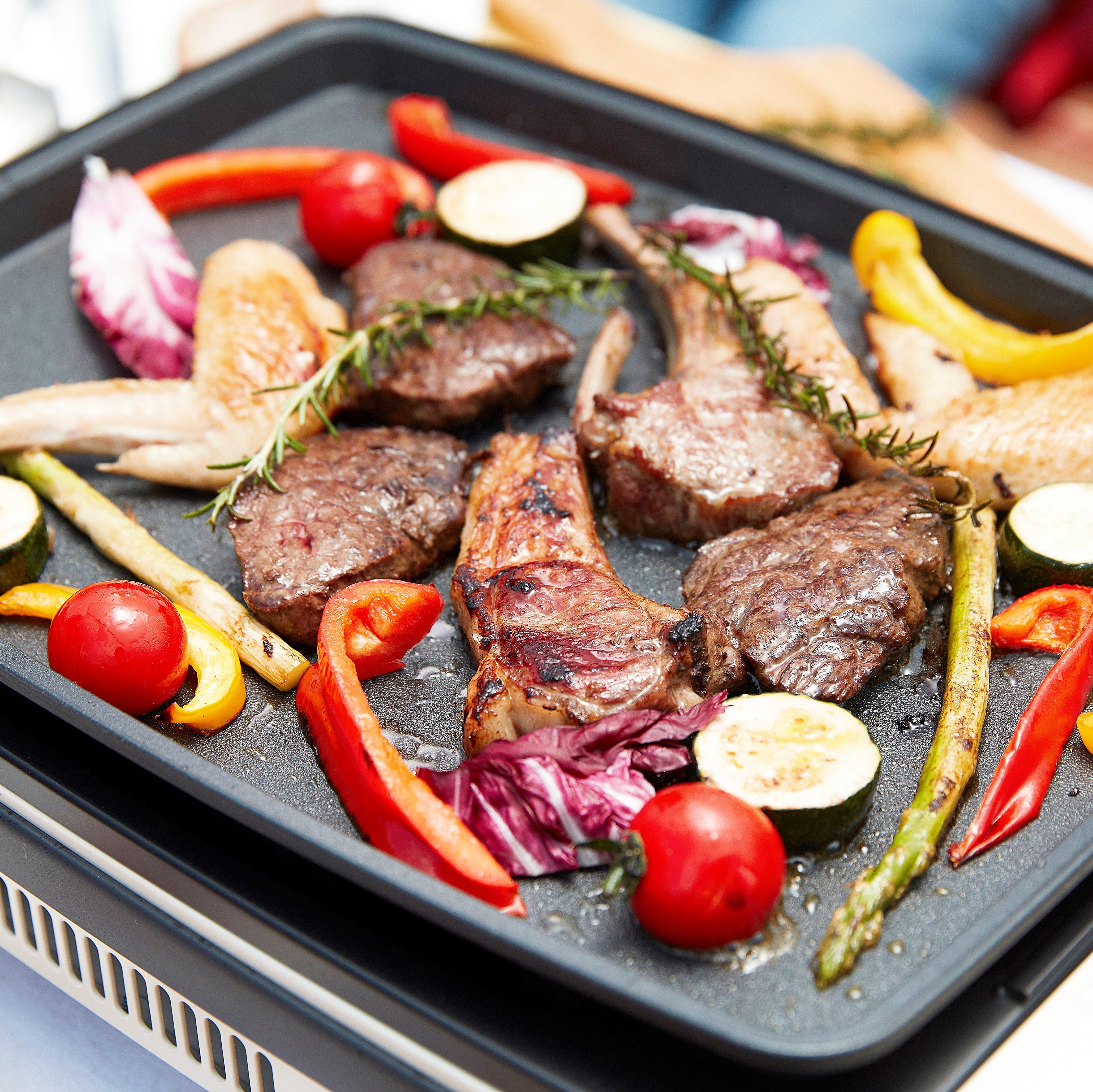 お肉と野菜のグリル