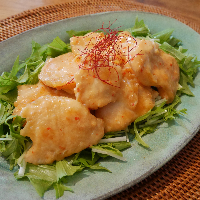 鶏肉のスイートチリマヨ