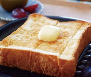 田の字切りトースト